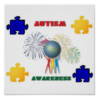 Autism Awareness Print
