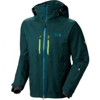 Mountain Hardwear Snowtastic Jacket   Men's Sherwood X Large  Athletic Shell Jackets  Clothing