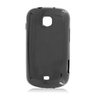 Black Soft Candy Skin TPU Gel Case Fover For Samsung galaxy Stellar 4G i200 Cell Phones & Accessories