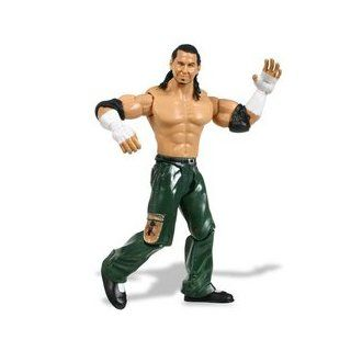 "WWE Ruthless Aggression Series 29   Matt Hardy 7"" Figure Toys & Games"