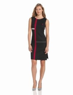 Desigual Women's Sionista Sleeveless Dress, Black, X Small