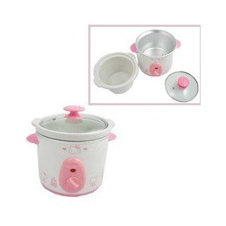 Sanrio Hello Kitty Electric Slow Cooker Crock Pot Pink Toys & Games