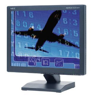 "NEC MultiSync LCD1560V 15"" LCD Monitor (Black) Computers & Accessories"