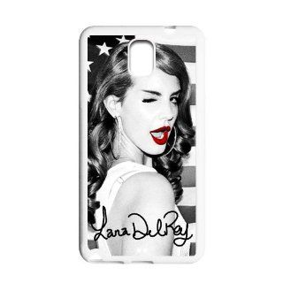Lana Del Rey Samsung Galaxy Note 3 N900 Case Lana Del Rey Music Theme Fashion SamSung Galaxy Note 3 Case Cover Computers & Accessories