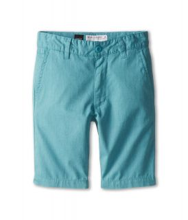 RVCA Kids Fracture Short Boys Shorts (Blue)