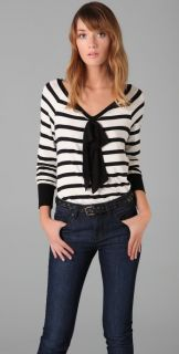 Juicy Couture School Girl Stripe Top