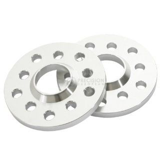 (2) 12mm 5x112 Hubcentric Wheel Spacers for Audi A4 A3 A6 VW Jetta Golf GTI (57.1 Bore) Automotive