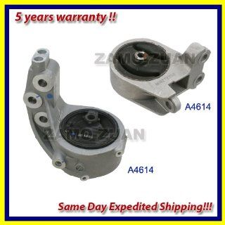 99 03 Mitsubishi Galant 3.0L Front Right & Rear Engine Motor Mount Kit 2PCS. A4616 A4614. 99 00 01 02 03. Automotive