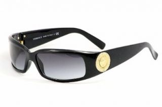 Versace VE4044B Sunglasses 870/8G Black (Gray Lens) 60mm Shoes