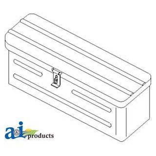 A & I Products Tool Box, Blue Replacement for Ford   New Holland Part Number