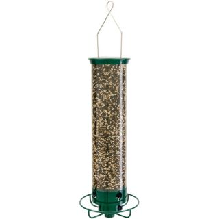 Droll Yankee Flipper Bird Feeder Patio & Outdoor Decor