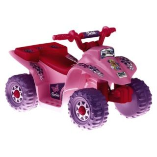 Fisher Price Power Wheels Barbie Lil Quad