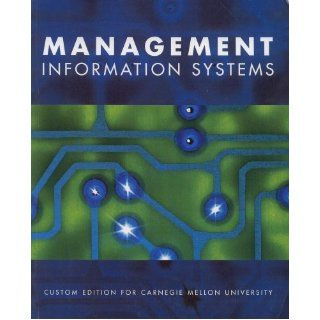 Management Information Systems PEARSON 9780536840950 Books