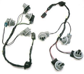 1996 2004 Ford Mustang Sequential Turn Signal Harness; Sequences Turn Signal Instead of Flash Automotive