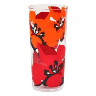 Room Essentials® Large Red Floral Tumbler