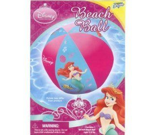 "Disney Princess Ariel Little Mermaid 20"" Beach Ball Styles Vary Toys & Games"