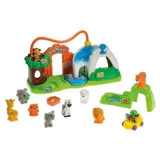 Fisher Price Little People Zoo Toys & Games