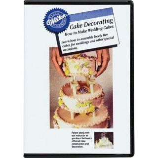 Wilton How to Make Wedding Cakes Wilton Video Library Kitchen & Dining