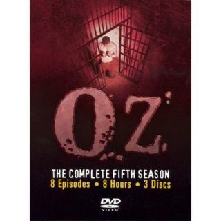 Oz The Complete Fifth Season (3 Discs)