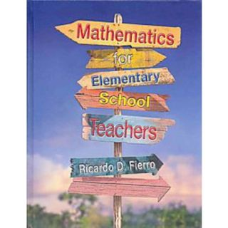 Mathematics for Elementary School Teachers (Hard