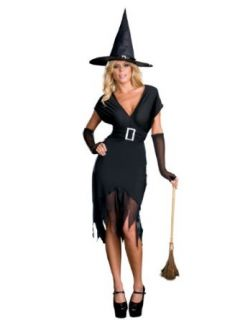Versatile Witch Costume Adult Theatre Costumes Witch Hat 6 Looks In 1 Clothing