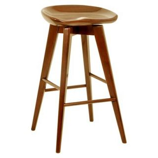 Boraam Bali Swivel Counter Stool   Cappuccino