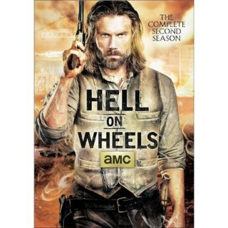 Hell on Wheels The Complete Second Season (3 Di