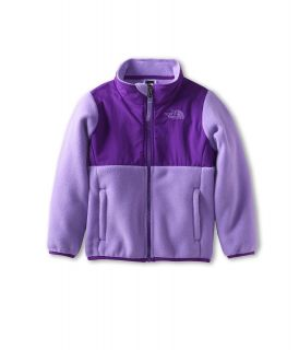 The North Face Kids Girls Denali Jacket Toddler R Peri Purple