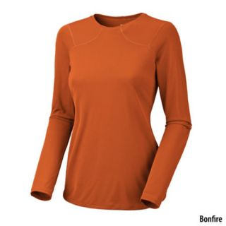 Mountain Hardwear Womens Wicked Lite Long Sleeve Tee 442238