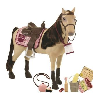 Our Generation 20 Morgan Horse With Accessories