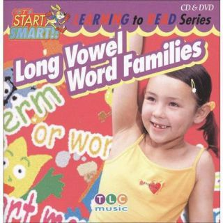 Long Vowel Word Families  (DVD/CD)