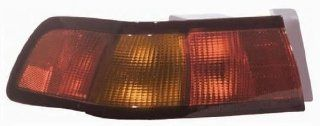 TKY TYT1141AULS Toyota Camry Replacement Driver Taillight Automotive
