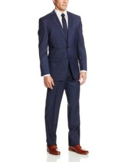 Calvin Klein Men's Malik Slim Fit Suit at  Men�s Clothing store