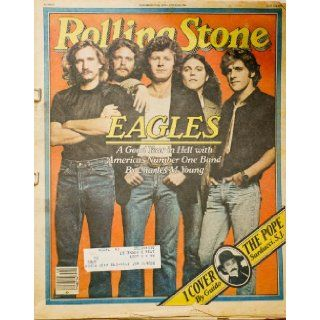 Rolling Stone Magazine Nov. 29 1979 Issue 305 Eagles Cover Books