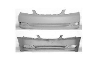 Pre Painted Toyota Corolla (CE/LE Model) Front Bumper Painted to Match Vehicle Automotive