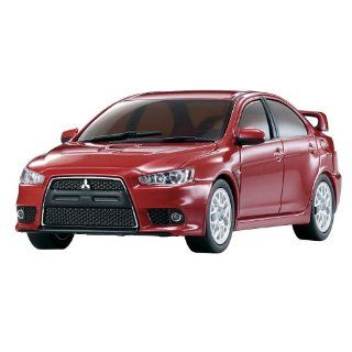 Kyosho ASC FX 101MM  RC CAR PARTS  Mitsubishi Lancer Evo.X Metallic Red DNX302MR ( Japanese Import ) Toys & Games