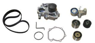 CRP Industries TB307LK2 Engine Timing Belt Kit with Water Pump Automotive