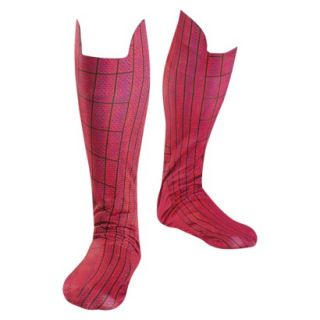Adult The Amazing Spider Man  Boot Covers   One