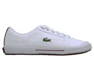 Lacoste Gatria SPM Mens Casual Shoes White/Dark red 7 22SPM62101Y8 9.5 Shoes