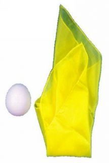 Silk to Egg   Magic Trick Prop Clothing
