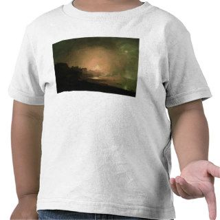 The Eruption of Mount Vesuvius Shirt