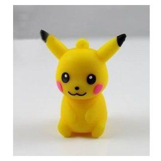 8GB Pokemon Pikachu Lovely Cartoon USB Flash Drives, Data Storage Device, USB Memory Stick Pen, Thumb Drive Computers & Accessories
