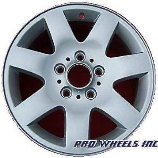 "Bmw 323i 325i 325xi 328i 330i 16X7"" Silver Factory Original Wheel Rim 59289 Automotive"