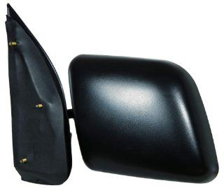 Depo 330 5401L3MF Texture Black Driver Side Manual Mirror Automotive