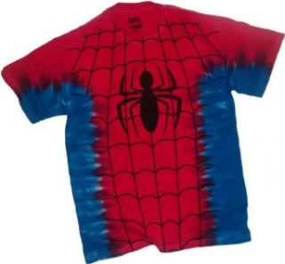 Costume Subway T     The Amazing Spider Man Tie Dye T Shirt Clothing