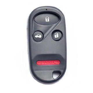 New 4Buttons Remote Key Shell Case for Acura Integra CL Honda Civic Insight Prelude Accord Automotive