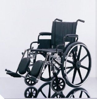 "Wheelchair, Excel, 20"", Dla, S/A Foot Health & Personal Care"