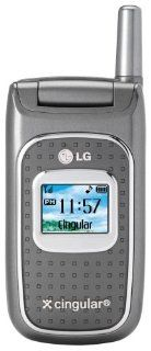 LG C1500 Unlocked Cell Phone  U.S. Version with Warranty (Gray) Cell Phones & Accessories