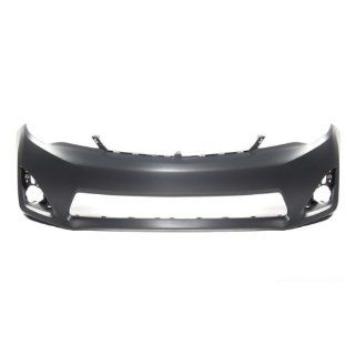 CarPartsDepot, Front Bumper Cover New Primed Facial Plastic Replacement, 352 442267 10 PM TO1000378 5211906974? Automotive