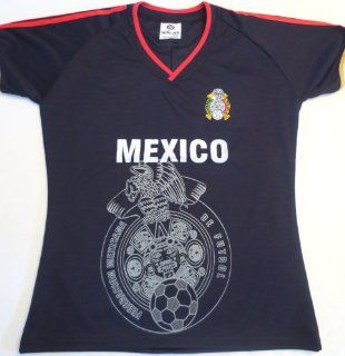 WOMEN MEXICO AWAY SOCCER JERSEY ONE SIZE FITS ALL. FUTBOL .NEW  Sports & Outdoors